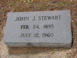 John J Stewart