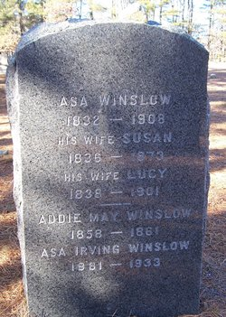 """Adelaide May """"Addie"""" Winslow"""
