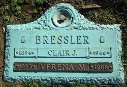 Clair Joseph Bressler