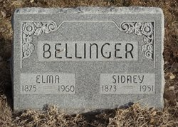 Elma <I>Rambo</I> Bellinger
