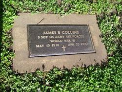 Sgt James B Collins