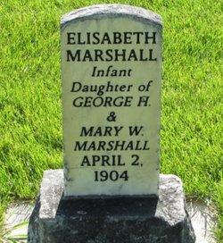 Elisabeth Marshall