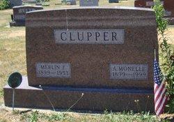 Anna Monelle <I>Sutton</I> Clupper