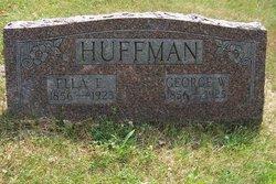 Ella Elvira <I>Siddall</I> Huffman