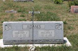 Millard Franklin Adams