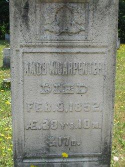 Amos W Carpenter