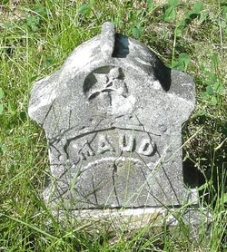 Maud Ella Bradbury