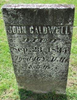 John Caldwell Sr.