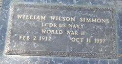 William Wilson Simmons