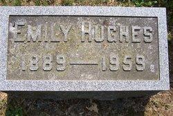 Emily Whitney <I>Huffman</I> Hughes