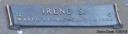 Irene S. Sanders