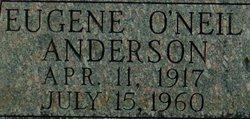 Eugene O'Neil Anderson