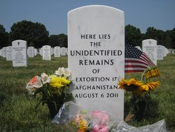 Unidentified Remains Extortion 17