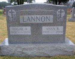 Anna Katherine <I>Dailey</I> Lannon