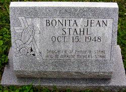 Bonita Jean Stahl