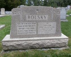 Abraham Rolsky