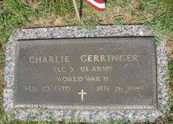 Charlie Gerringer