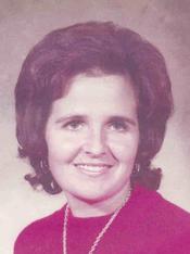 Nancy Odell <I>Williams</I> Lowery