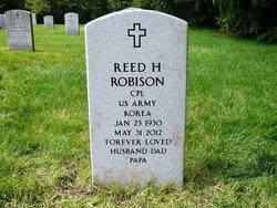 Reed H Robison
