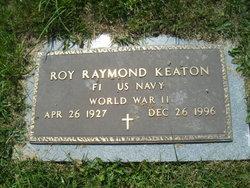 Roy Raymond Keaton