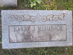 Harry J Muhlbach