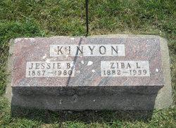 Jessie Belle <I>Gardner</I> Kinyon