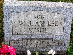 William Lee Stahl