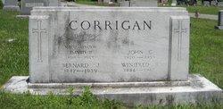 Bernard J Corrigan, Sr