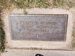 Frank Nicholas Simonis