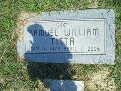 Samuel William Titta