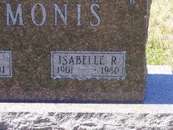 Isabelle R <I>Hell</I> Simonis