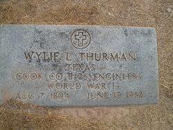 Wylie L. Thurman