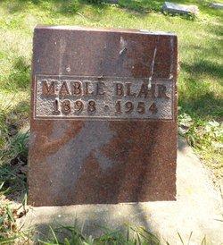 Mable Blair