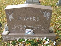 Pete W Powers
