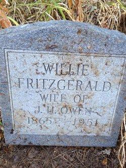 Willie Fitzgerald