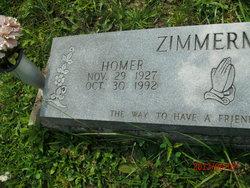 Homer Zimmerman
