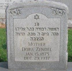 Dora Zendel