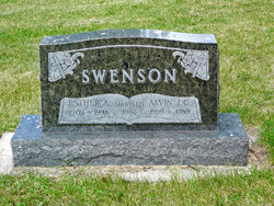 Alvin John Conrad Swenson