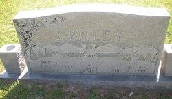 Andrea <I>Wilson</I> Croley