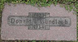 Donald Eugene Gundlach