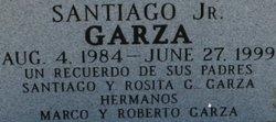 Santiago Garza, Jr