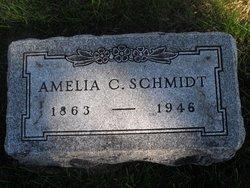 Amelia C Schmidt