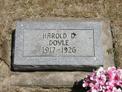 Harold D Doyle