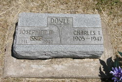 Charles T Doyle