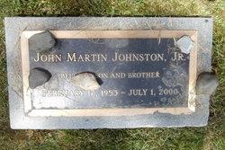John Martin Johnston, Jr