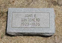 John E Whitehead