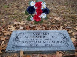 Christian <I>McLaurin</I> Young
