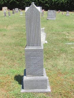 Margaret Mary <I>Abernethy</I> Warlick