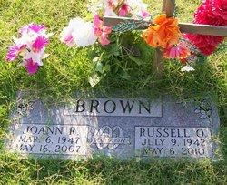 Russell Owen Brown