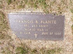 Francis R. Plante